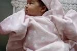 Accappatoio neonato, neonata a forma di stella o a sacco