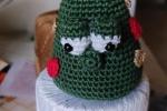 Addobbo natalizio - Albero amigurumi