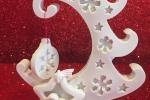 Albero di Natale in gesso