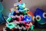 Albero di Natale amigurumi