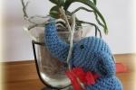 Amigurumi - Elefantino