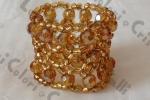 Anello fascia oro