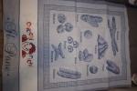 Simpatici asciugapiatti con stampe