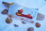 Astucci sapore di mare in pannolenci
