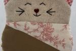 Astuccio  a forma di gatto