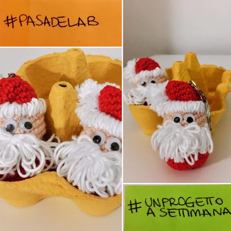 La piccola bottega della Creatività: Babbo Natale amigurumi - Tutorial  uncinetto | 960x960