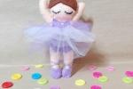 Bambola ballerina Lilla