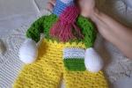 Bambola da compagnia per i più piccoli