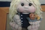 Bambola personalizzata in Lycra
