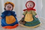 Bambola reversibile Topsy turvy doll