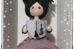 Bambola stile alta 30cm
