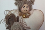 Bambolina con cuore