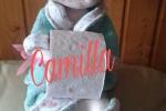 Camilla la bambolina porta rotolo carta igienica