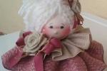 Bamboline con potpourri