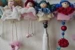 Bamboline con saponetta