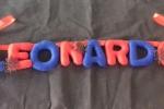 Banner name per personalizzare la culla o la cameretta