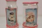 Barattoli contenitori set 2 pezzi