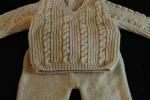Bebè abbigliamento maglioncino e pantaloni