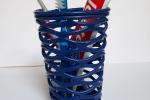 Bicchiere in plastica riciclata