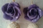 Bijoux in pasta di mais con polvere di ceramica