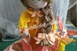 Bambola della buonanotte piccola