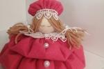 Bomboniera bambolina fatta a mano