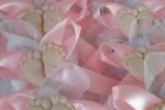 Gessetti Piedini, realizzati in porcellana fredda - Bomboniere economiche