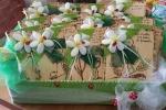 Bomboniere fiore prima comunione