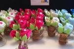 Bomboniera o segnaposto fiori