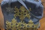Borsa di Jeans foderata con tasca interna