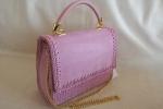 Borsa Pink Lady handmade