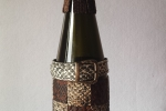 Bottiglia decorata multiuso