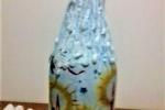 Bottiglia di spumante Natalizia