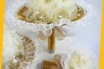 Bouquet da sposa Fiori Artificiali Personalizzabile