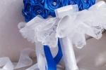 Bouquet per sempre modello Blu Royal