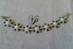 Bracciale Fiore con perla bianca