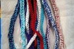 Braccialetti dell'Amicizia (Unisex) realizzati in filo di cotone