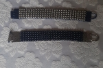 Bracciale realizzati a mano con perline e perle swarovsky