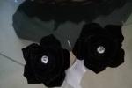 Calamita per tende a forma di fiore