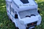 Camper personalizzato in lana