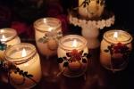 Candela Armonia profumata artigianale in pura cera di soia
