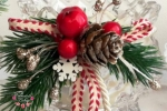 Candela Rosy -  Natale 2020 - Candela profumata in cera di soia