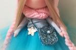 Candy Doll - Bambola di stoffa