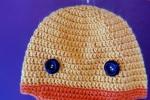 Cappellino di paperino