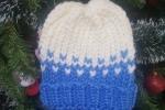 Cappello bicolore