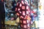 Cappotto modello Granny Square