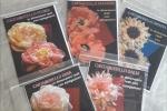 Cartamodello per fiori in tessuto