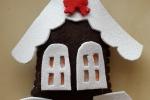 Casette pannolenci per decorare il vostro albero di Natale