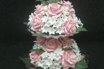 Centro Tavola: Alzatina Rose