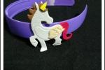 Cerchietto con Unicorni